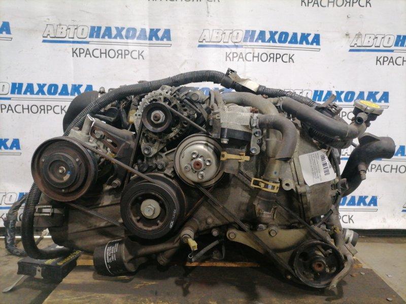 Двигатель Daihatsu Atrai S331G KF-DET 2007 0097943 KF-DET (лежачий) № 0097943. На ДВС: генератор 27060-B2020,