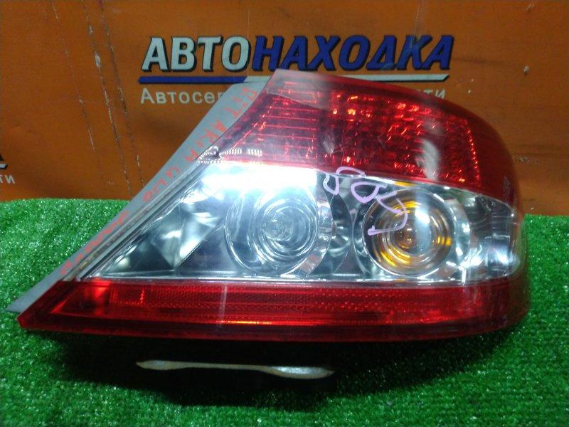 Фонарь задний Honda Fit Aria GD8 L15A 2002 задний правый P3023