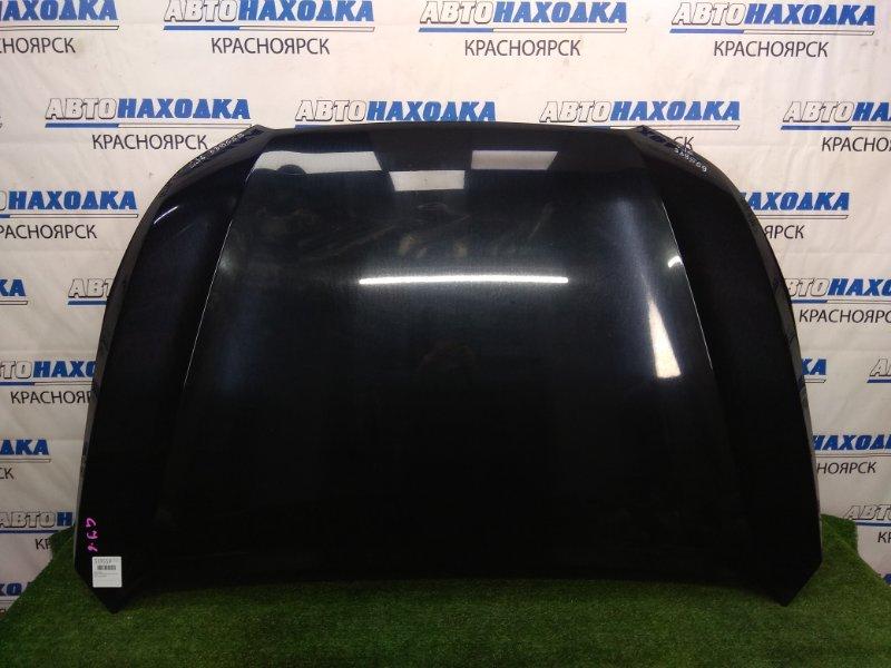 Капот Subaru Impreza GJ6 FB20 2011 передний В ХТС, черный (D4S)