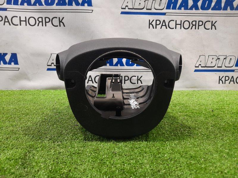 Кожух рулевой колонки Nissan Juke YF15 HR15DE 2010 передний из двух частей.