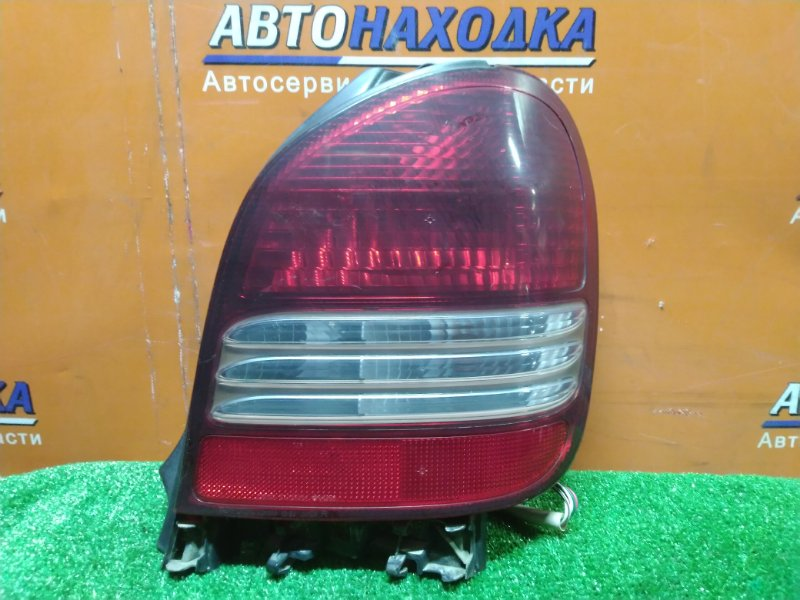 Фонарь задний Toyota Corolla Spacio AE111 4A-FE задний правый 13-59 2MOD.