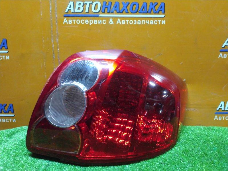 Фонарь задний Toyota Auris ZRE152H 2ZR-FE задний правый 12-509 1MOD,сломана напрявляющая