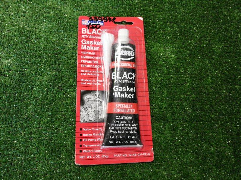 Герметик-прокладка красный abro 85 гр