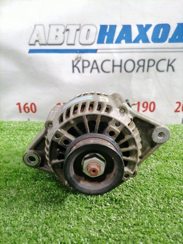Генератор Suzuki Alto Lapin HE22S K6A 2008 102211-6310 пробег 49 т.к. фишка 4 контакта