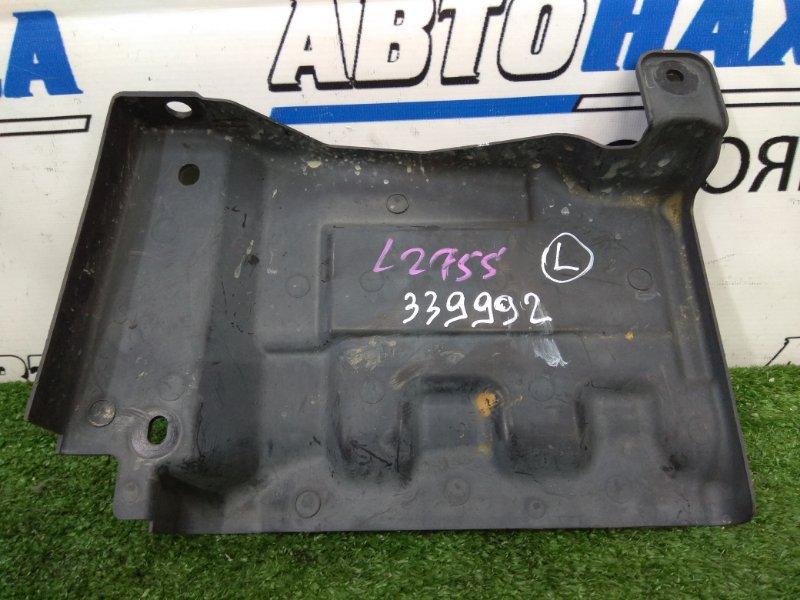 Защита двс Daihatsu Mira L275S KF-VE 2006 передняя левая левая, боковая