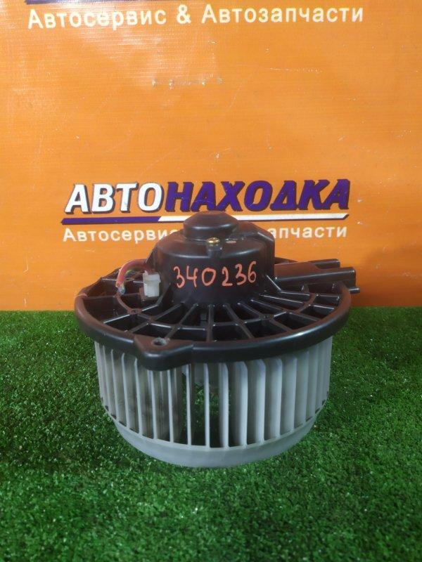 Мотор печки Mitsubishi Grandis NA4W 4G69 194000-1470 КОРПУС ПОДЛОМАН