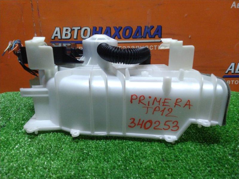 Мотор печки Nissan Primera TP12 QR20DE 01.2004 27200-AW700 НЕ ПОД РЕОСТАТ