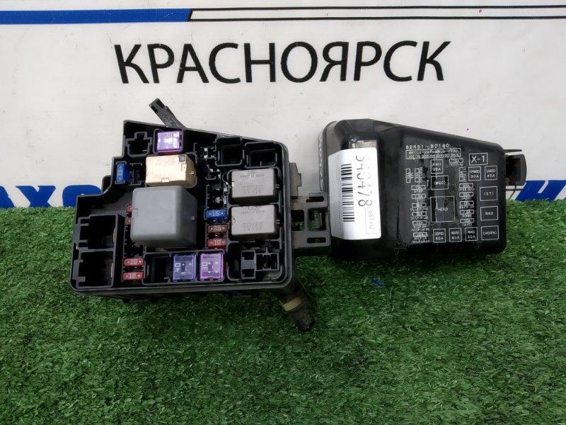 Блок предохранителей Daihatsu Mira L275S KF-VE 2006 подкапотный