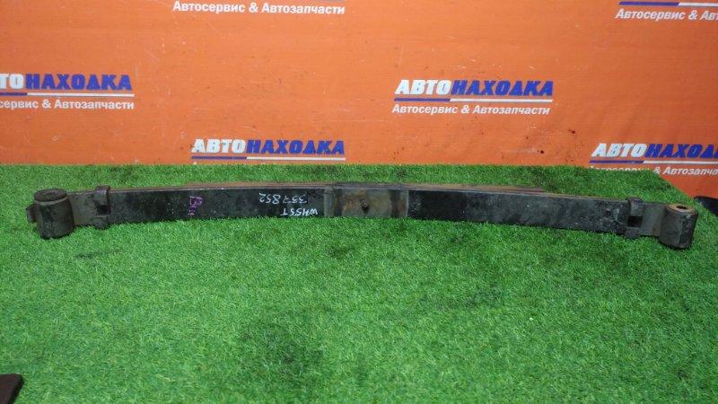 Рессора Mazda Titan WHS5T VS 2000 3 листа
