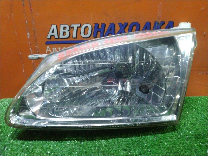 Фара Toyota Corolla Spacio AE111 4A-FE передняя левая 1338/1360 ГАЛОГЕН