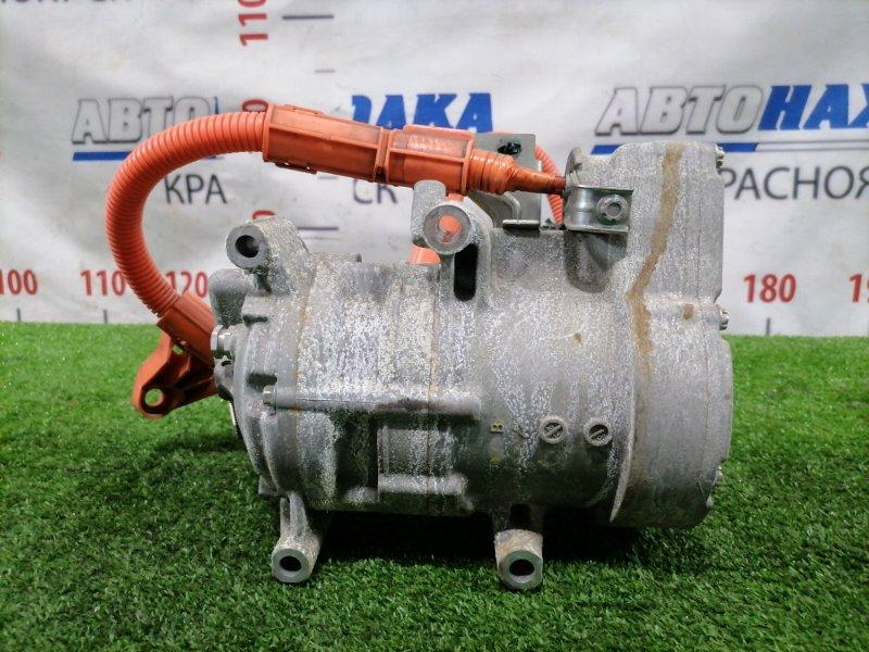 Компрессор кондиционера Honda Fit GP5 LEB 2013 SHS-27M электрокомпрессор кондиционера