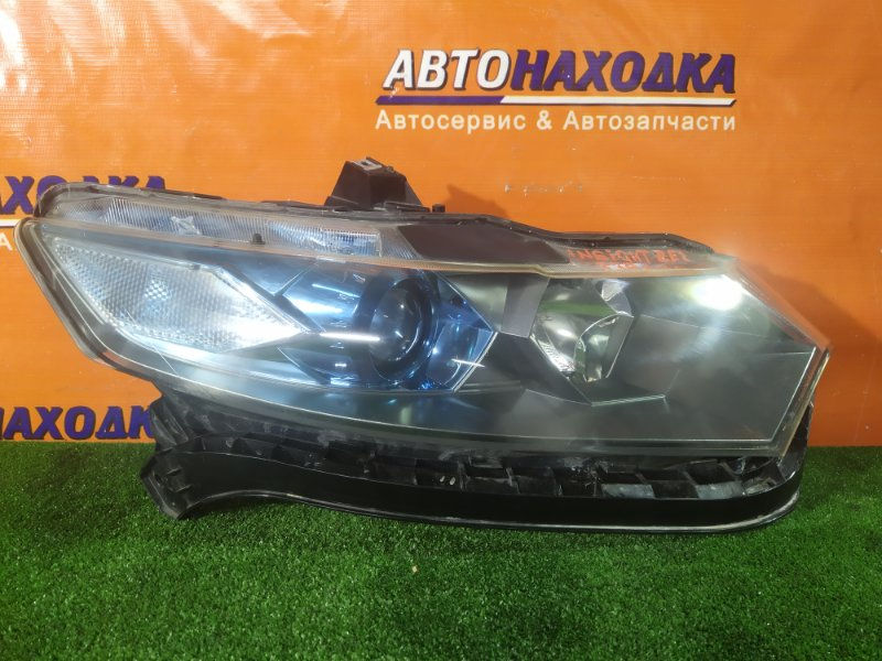 Фара Honda Insight ZE2 LDA передняя правая 100-22877 ГАЛОГЕН. КОРРЕКТОР