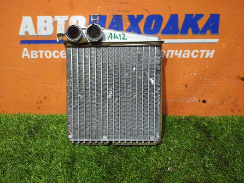 Радиатор печки Nissan March AK12 CR12DE 2005