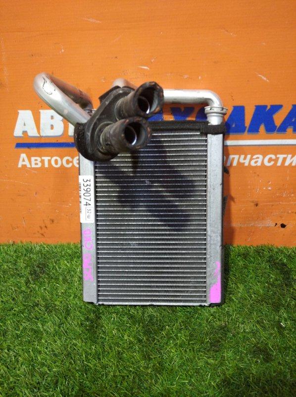 Радиатор печки Toyota Vitz SCP10 1SZ-FE 2001