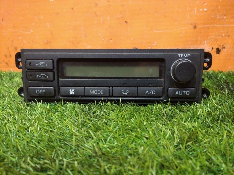Блок управления климат-контролем Nissan Terrano Regulus JTR50 ZD30DDTI 1996