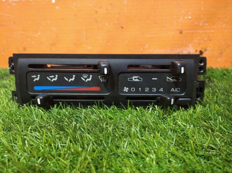 Блок управления климат-контролем Nissan Pulsar FN14 GA15DS 1990 электромеханический
