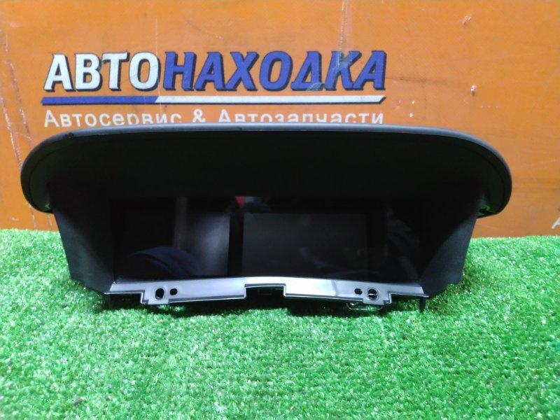 Монитор Subaru Impreza GJ2 FB16 02.2012 85261FJ100 ИНФОРМАЦИОННЫЙ ДИСПЛЕЙ