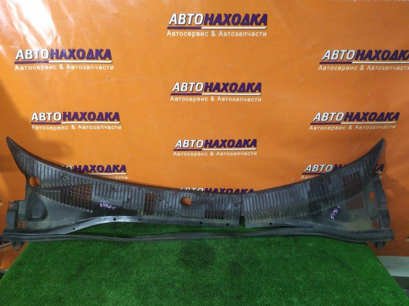 Решетка под лобовое стекло Toyota Carina ST190 4S-FE 10.1992 55708-20170 2 ЧАСТИ (55708-20170 + 55709-20090)