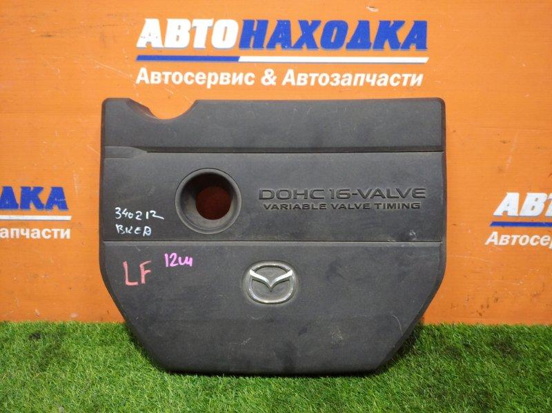 Крышка гбц Mazda Axela BKEP LF-VE 2006 декоративная