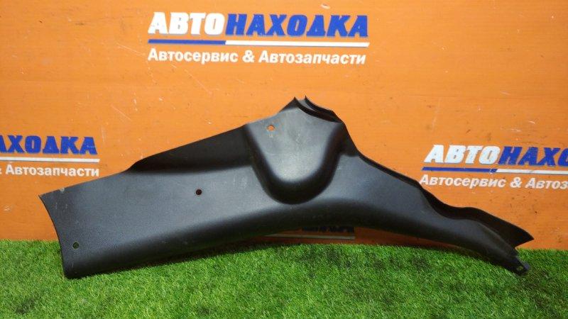 Пластик салона Mazda Axela BKEP LF-VE 2006 задний правый Накладка на арку в салон.