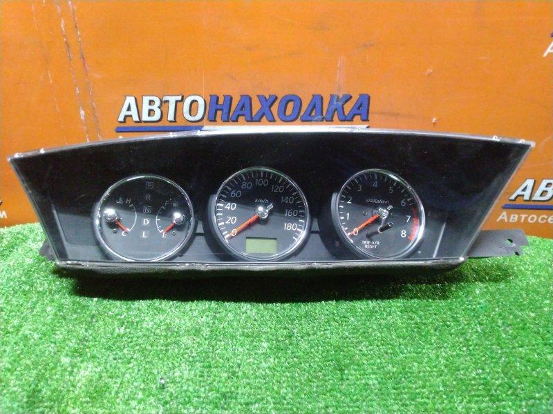 Щиток приборов Nissan Primera TP12 QR20DE 01.2004 AU060