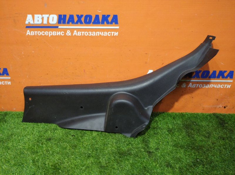 Пластик салона Mazda Axela BKEP LF-VE 2006 задний левый Накладка на арку в салон.
