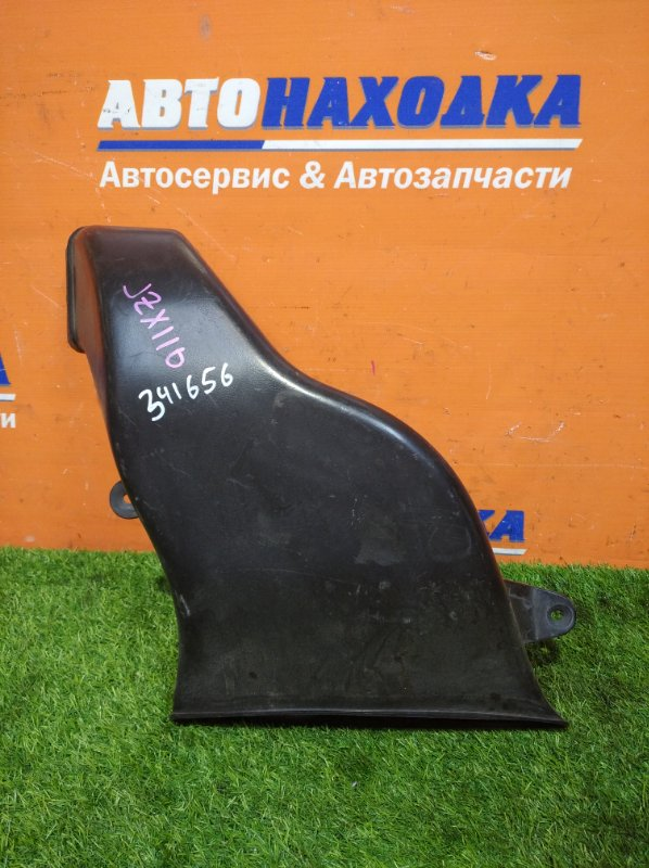 Воздухозаборник Toyota Mark Ii Blit JZX110W 1JZ-FSE 2002