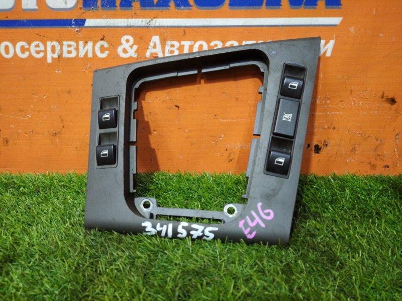 Блок управления стеклоподъемниками Bmw 3 E46/3 M43B19TU 1999