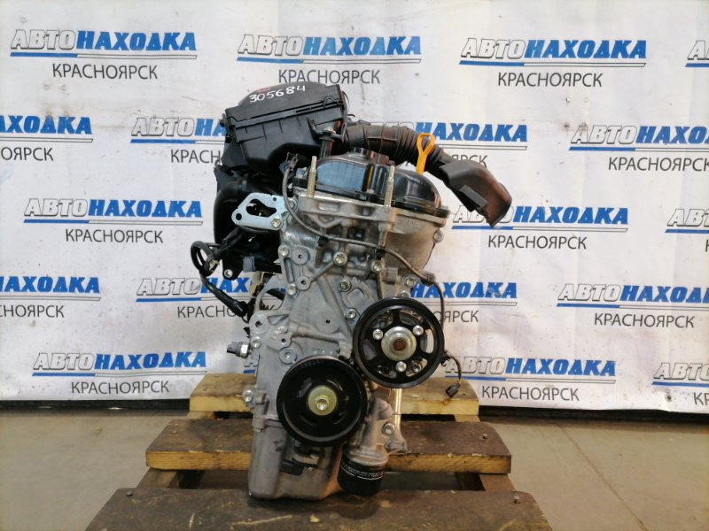 Двигатель Mazda Carol HB36S R06A 2014 K588814 R06A № K588814, пробег 8500 км. Без навесного, На ДВС: коса,