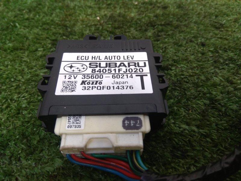 Компьютер Subaru Impreza GJ6 FB20 2011 контроллер на свет, с фишкой