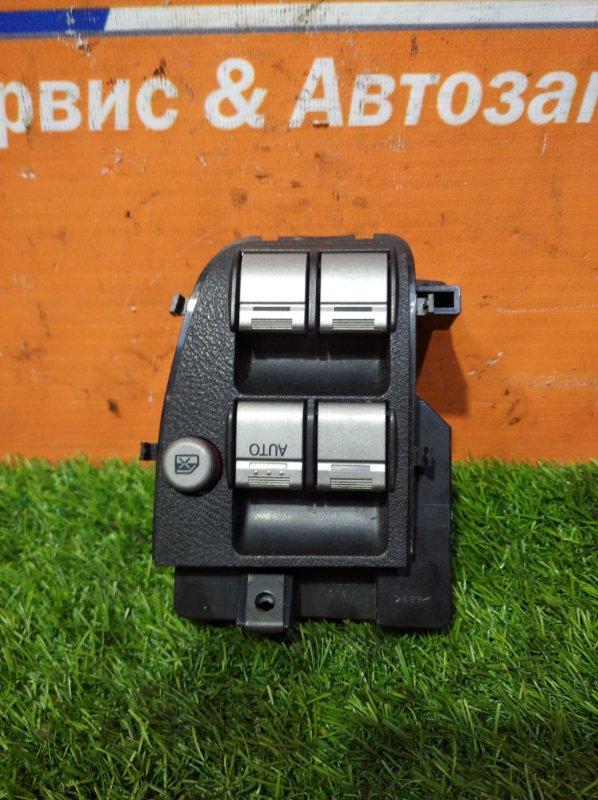 Блок управления стеклоподъемниками Honda Edix BE3 K20A 2004 дефект корпуса