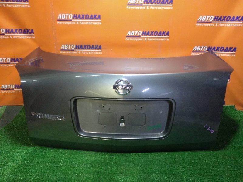 Крышка багажника Nissan Primera TP12 QR20DE 01.2004