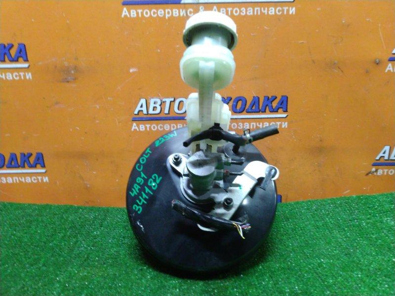 Главный тормозной цилиндр Mitsubishi Colt Plus Z23W 4A91 2009 + ВАКУУМНИК(4630A045).