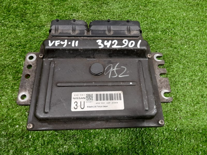Компьютер Nissan Ad VFY11 QG15DE 1999 блок управления ДВС, 2 модель