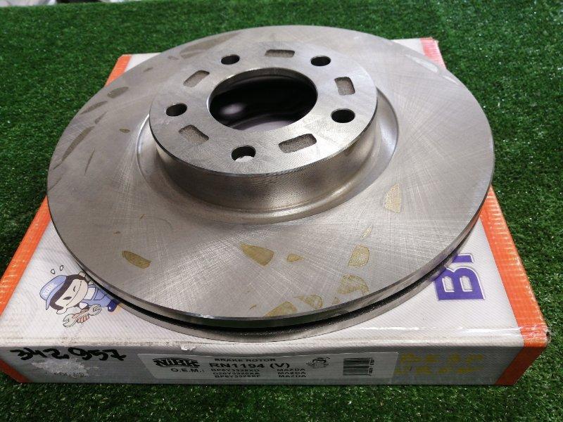 Диск тормозной Mazda Axela BK3P L3-VE