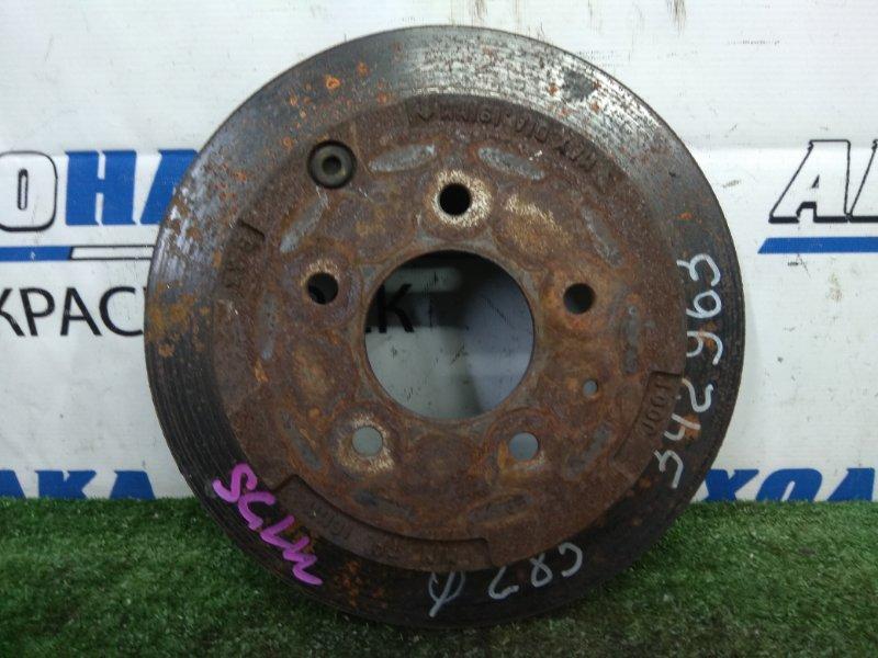 Диск тормозной Mazda Bongo Friendee SGLW WL-T 1995 задний задний, вентилируемый, диаметр 285мм