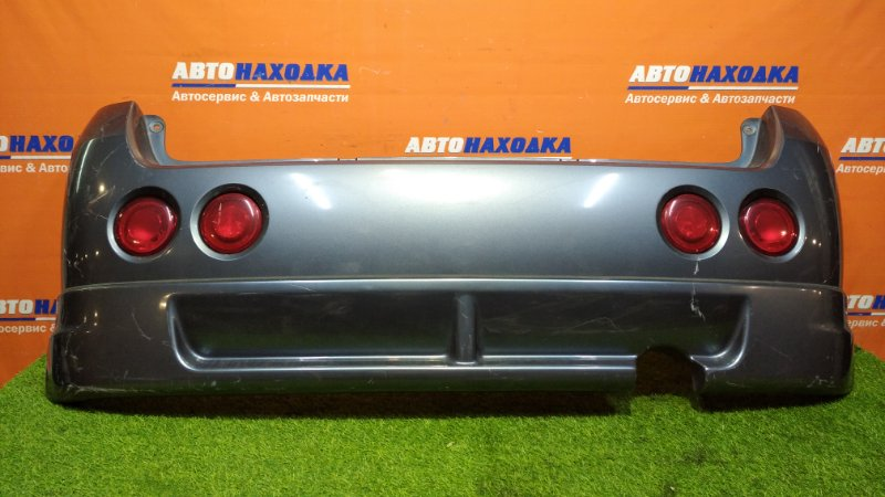 Бампер Chevrolet Cruze HR52S M13A 2001 задний цвет zy4, под покраску + фонари +обвес