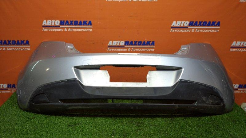 Бампер Mazda Demio DE3FS JZ-VE 2007 задний под покраску, цвет 22b