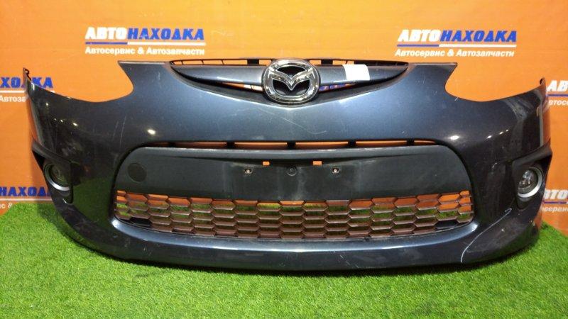 Решетка радиатора Mazda Demio DEJFS P3-VPS 2011 2мод