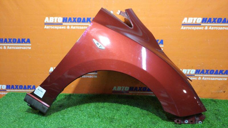 Крыло Mazda Premacy CWEFW LF-VDS 2010 переднее правое крашенное/есть следы от споттера