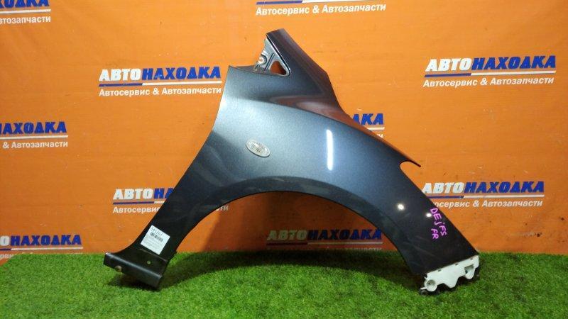 Крыло Mazda Demio DEJFS P3-VPS 2011 переднее правое ХТС 2мод клипса+повторитель/под порог