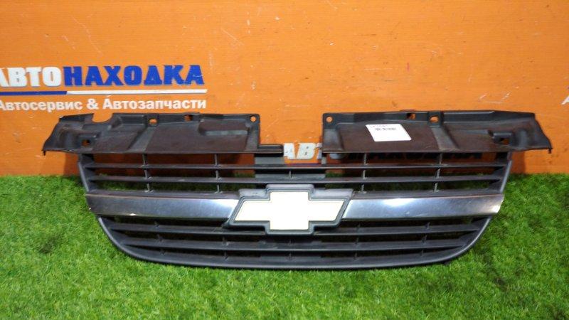 Решетка радиатора Chevrolet Cruze HR52S M13A 2001