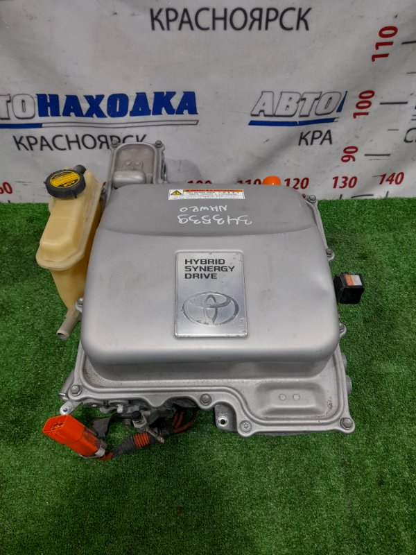 Инвертор Toyota Prius NHW20 1NZ-FXE 2003 В ХТС. С аукционного авто пробег 57 т.км.