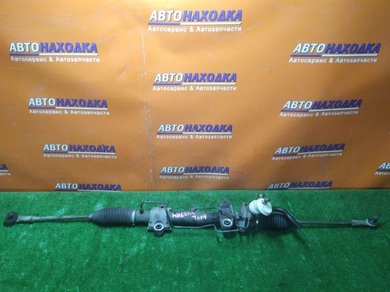 Рейка рулевая Mitsubishi Grandis NA4W 4G69 НА ЛЕВОМ НАКОНЕЧНИКЕ НЕТ ПЫЛЬНИА.