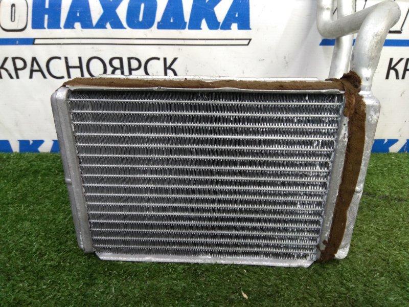Радиатор печки Ford Fiesta CBK N4JB 2002