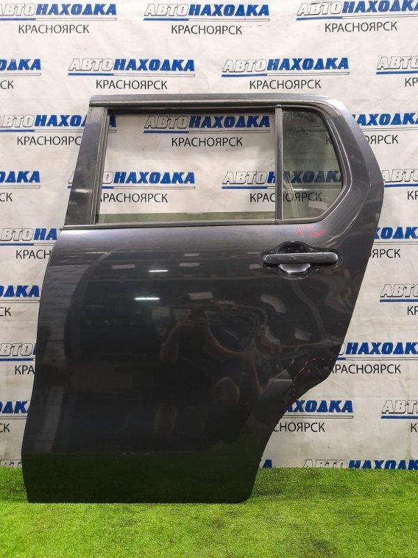 Дверь Suzuki Wagon R MH34S R06A 2012 задняя правая Задняя правая, в сборе, есть вмятины, потертости.