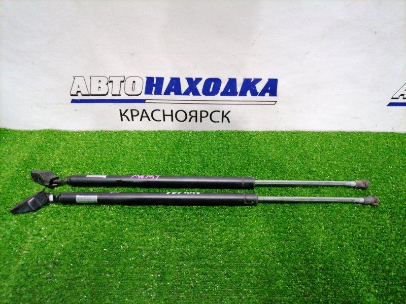 Амортизатор багажника Mazda Mpv LW3W L3-DE 2003 задний LC6263620C, LC6262620C пара L+R