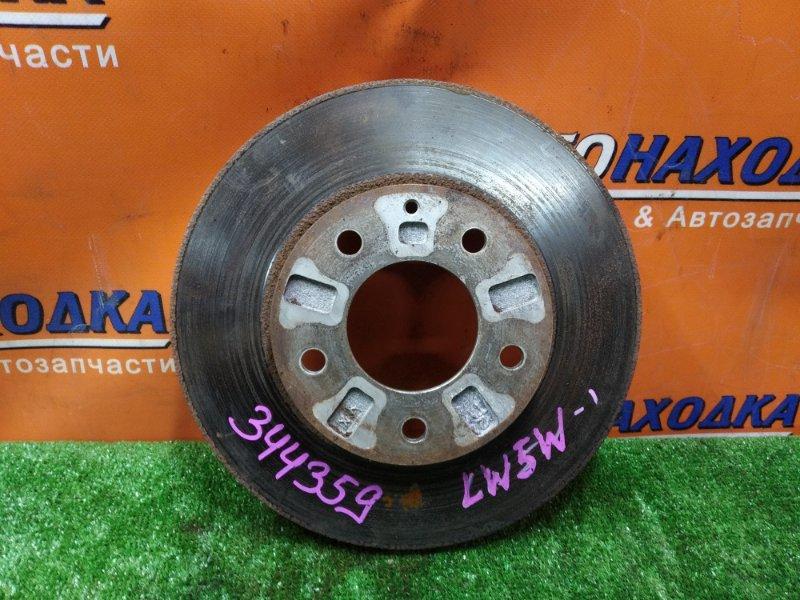 Диск тормозной Mazda Mpv LW5W GY 08.2001 передний Ф274, T27, CD72, H51, 5*114.3
