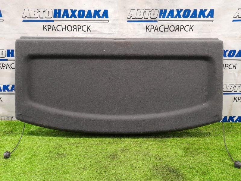 Полка багажника Volkswagen Golf 5K1 CAXA 2008 задняя хэтчбэк, есть незначительные потертости GOLF