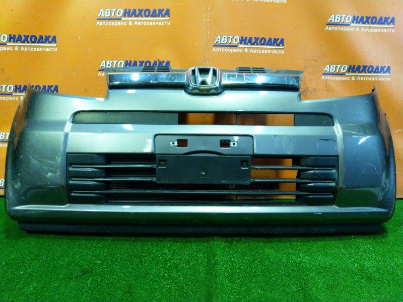 Бампер Honda Zest JE1 P07A передний
